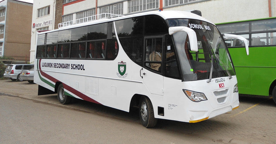 Kenya Coach Industries - Gallery - High Capacity Buses