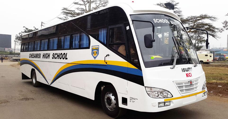 Kenya Coach Industries - Gallery - High Capacity Buses