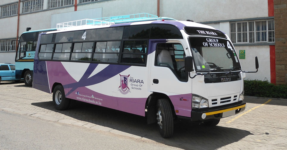 Kenya Coach Industries - Gallery - Medium Capacity Buses