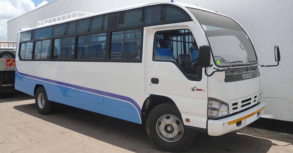 Kenya Coach Industries - Gallery - Medium Capacity Buses